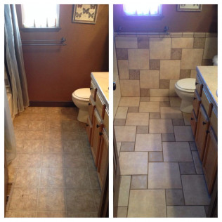 Plumber, Laminate Flooring, Basement Finishing<br/>Wellington and Fort Collins, CO