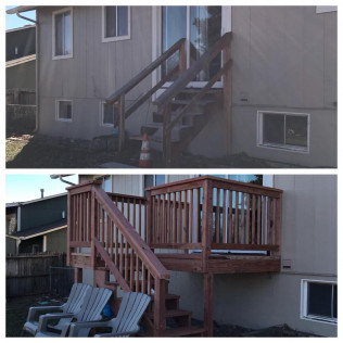 Carpentry Service, Handyman Services, Deck Builder<br/>Wellington and Fort Collins, CO